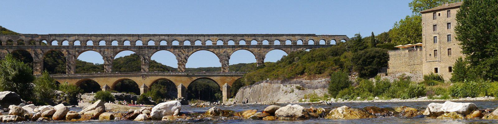 Pont du Gard - France - 2015