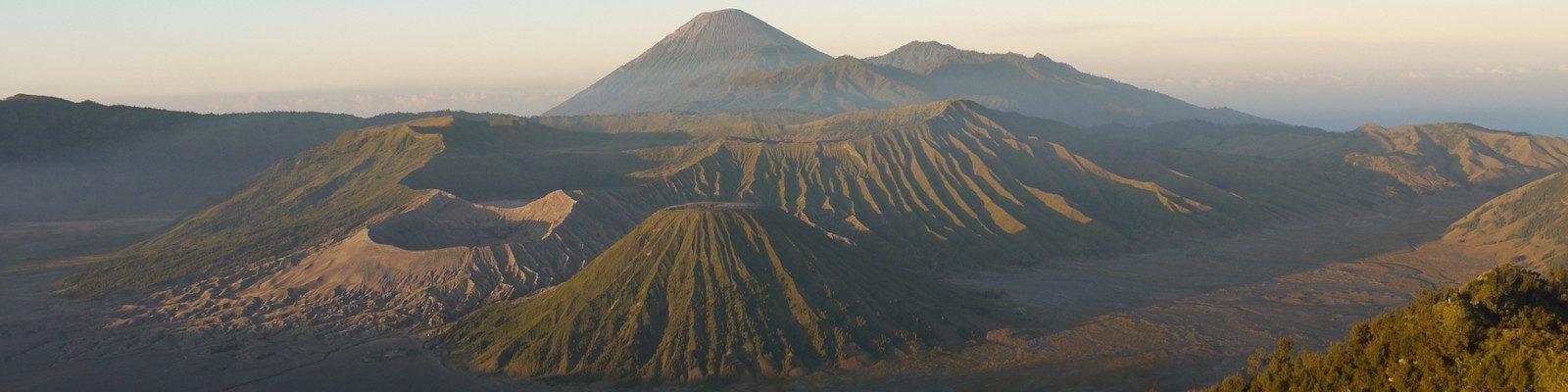 Mont Bromo - Ile de Java - Indonésie - 2012